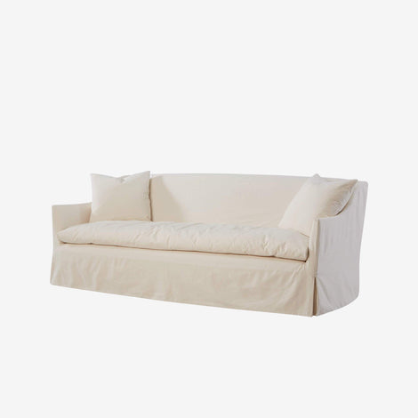 Chloe Slipcovered Sofa