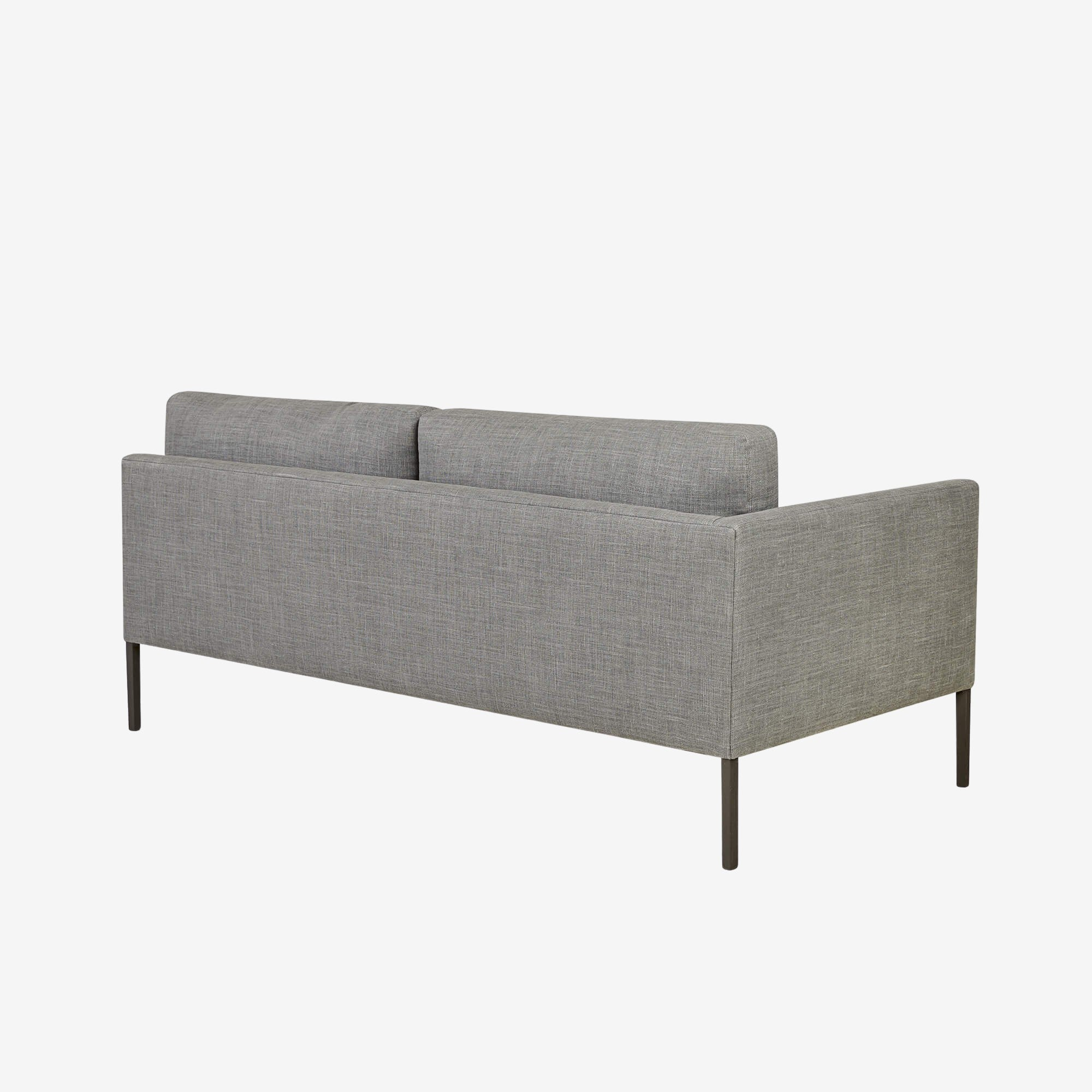 Cole One Arm Loveseat