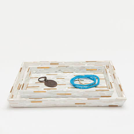 Cortona Tray Set of 2