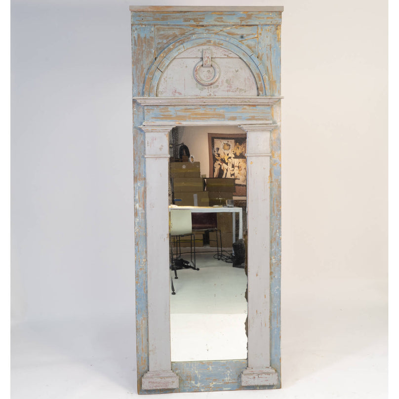 Swedish Pier Mirror, 19th Century