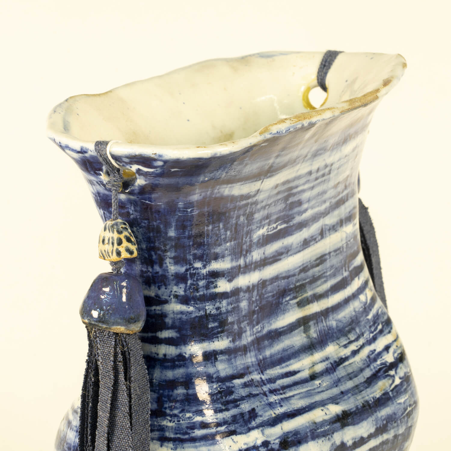 American Studio Pottery, Signed B. Holzky