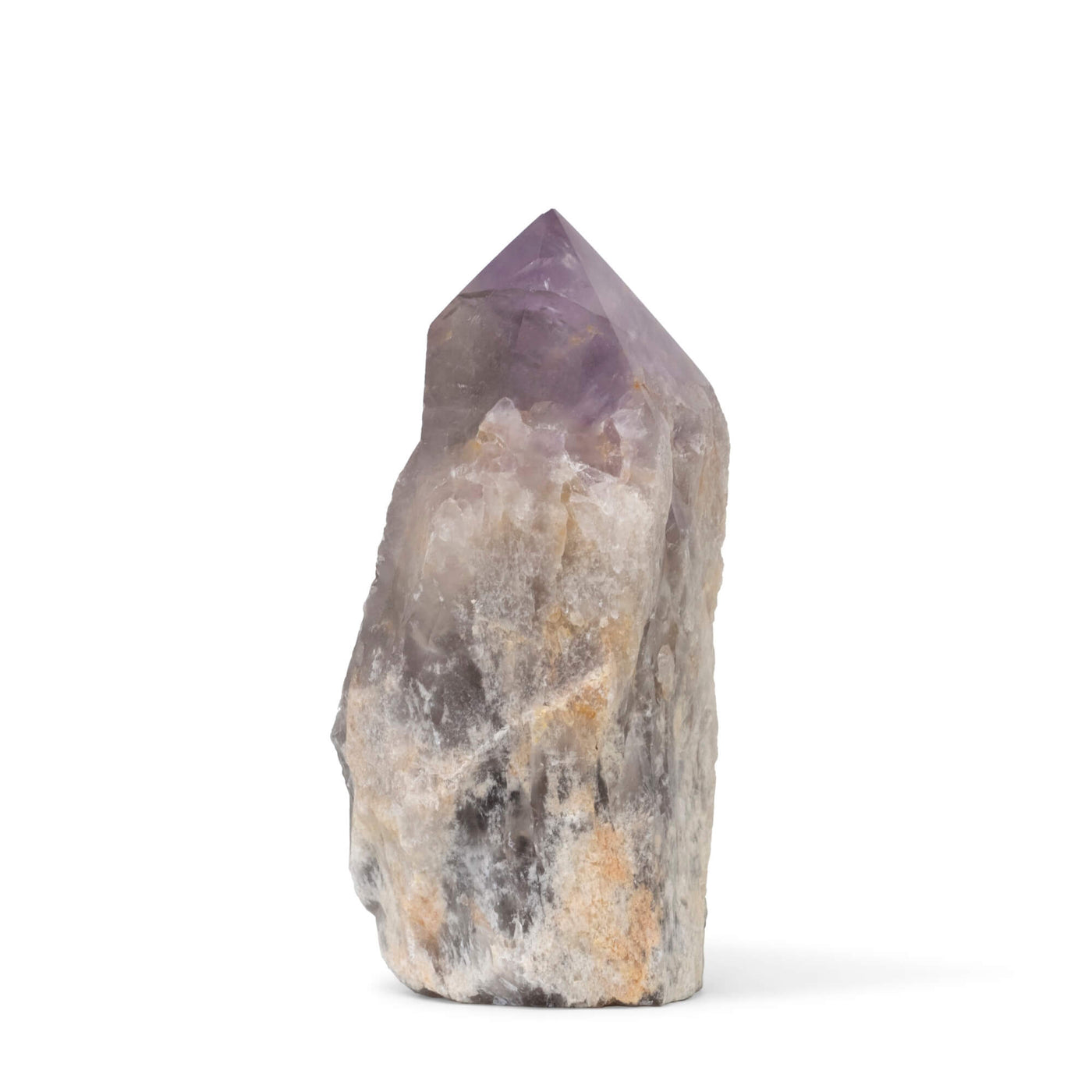 Amethyst Point Cut Crystal