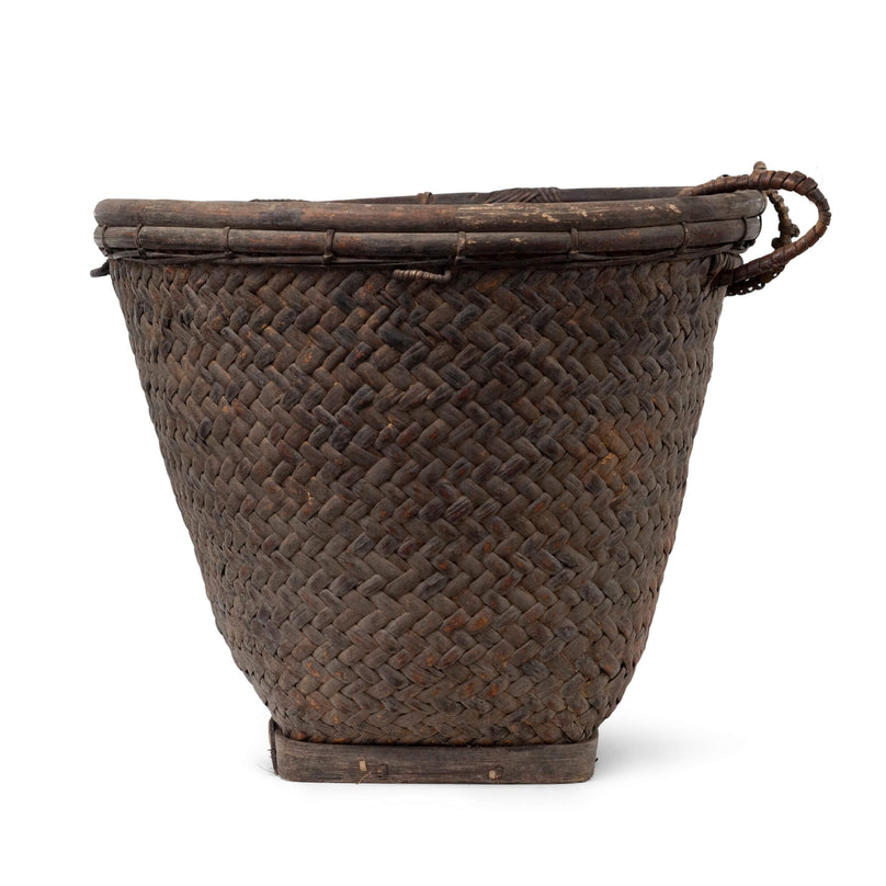 Large Antique Basket