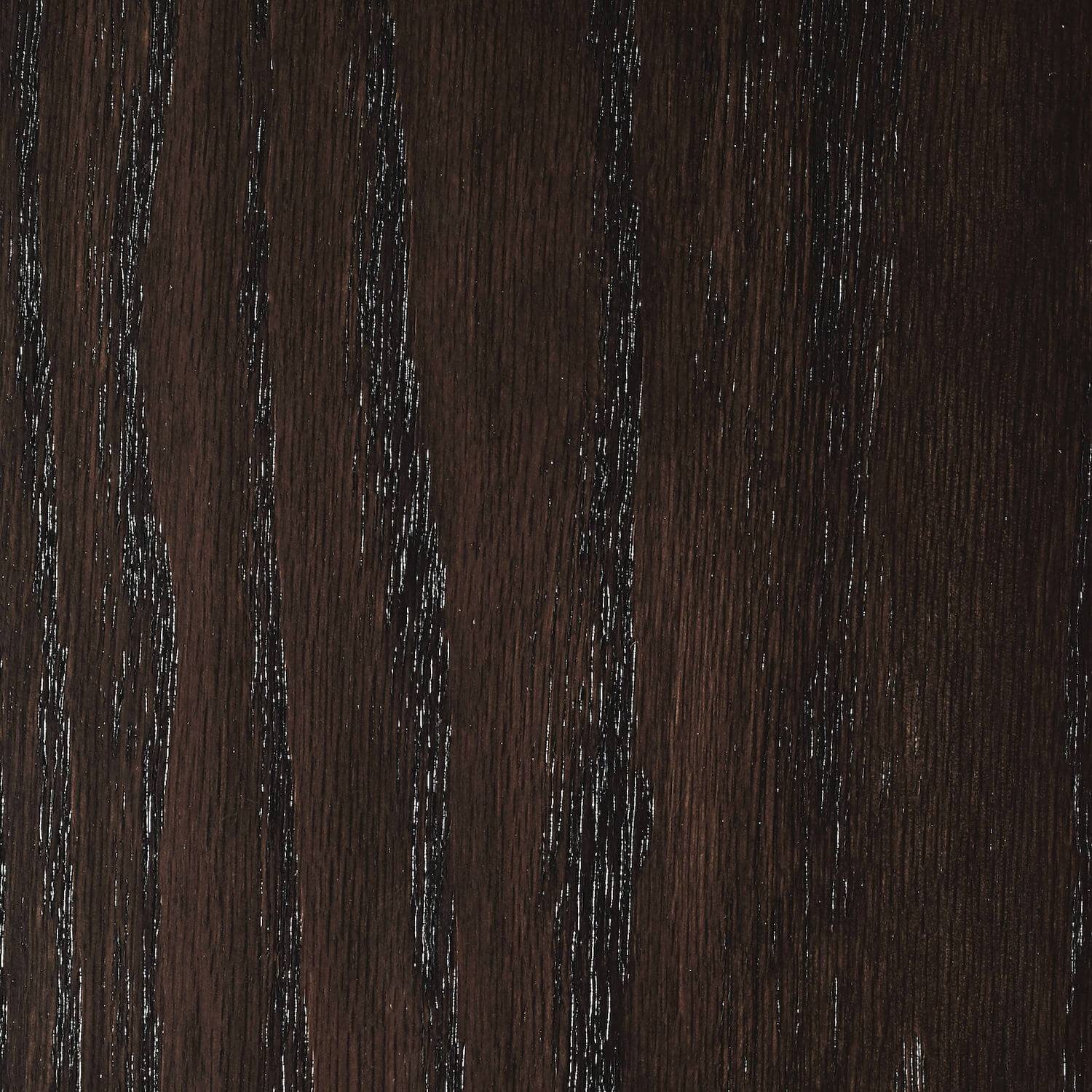 color - Mocha on Oak Finish