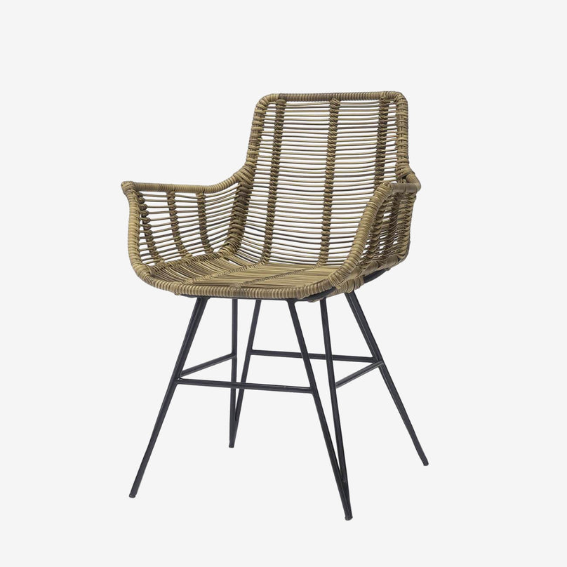 Gladys Outdoor Arm Chair