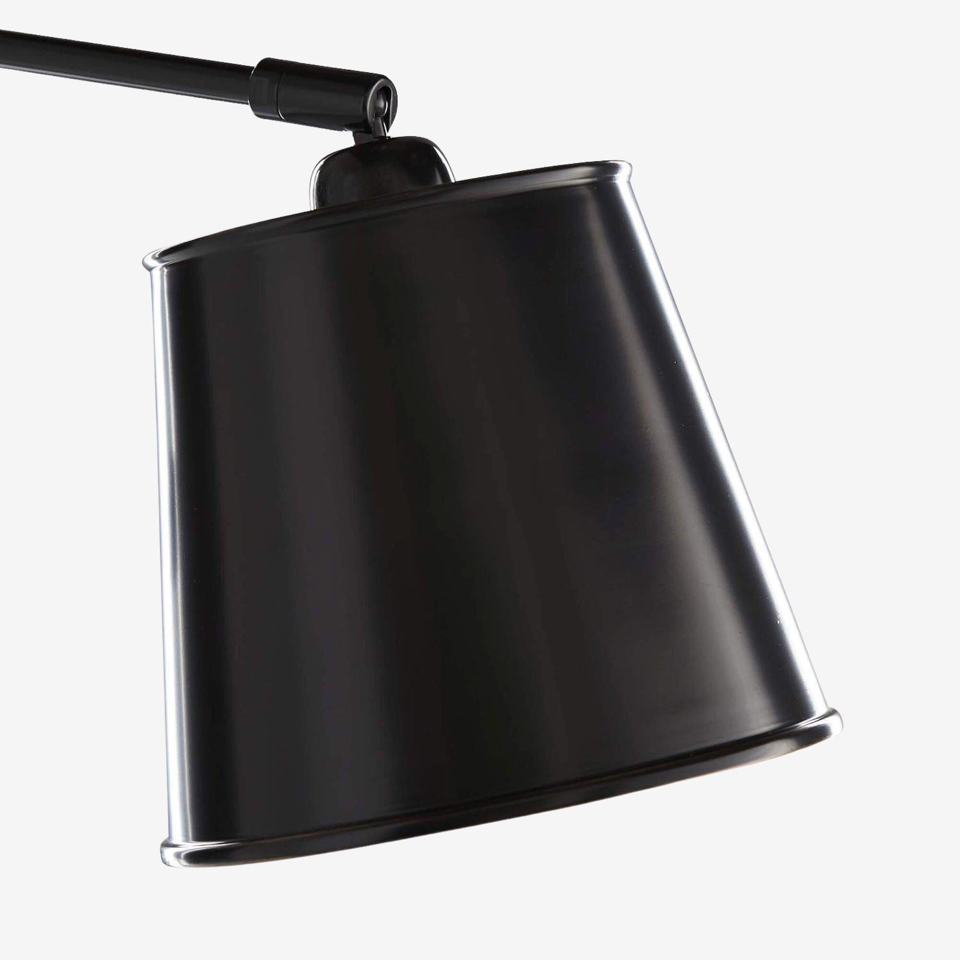 Hightower Floor Lamp - Black