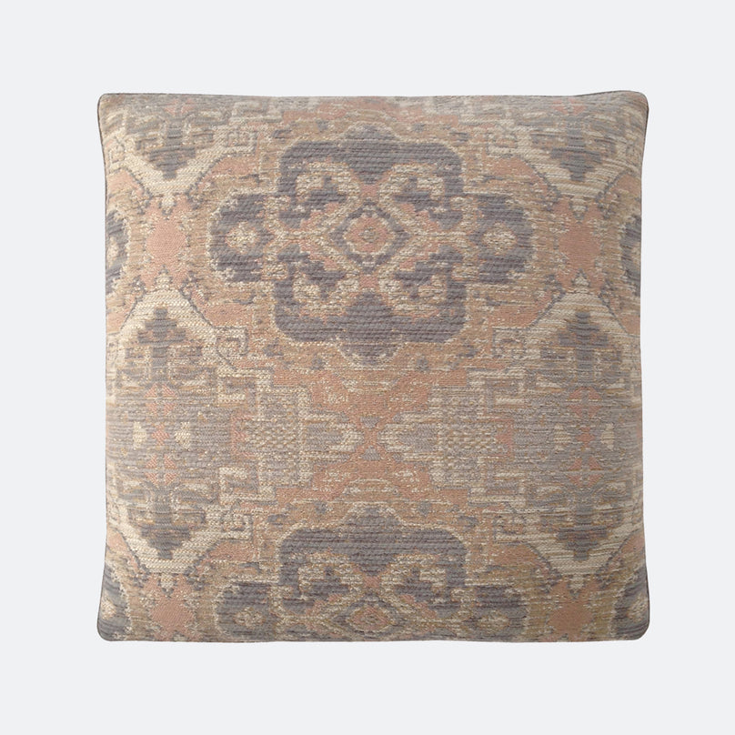"22"" Indian Summer Pillow - Blush"
