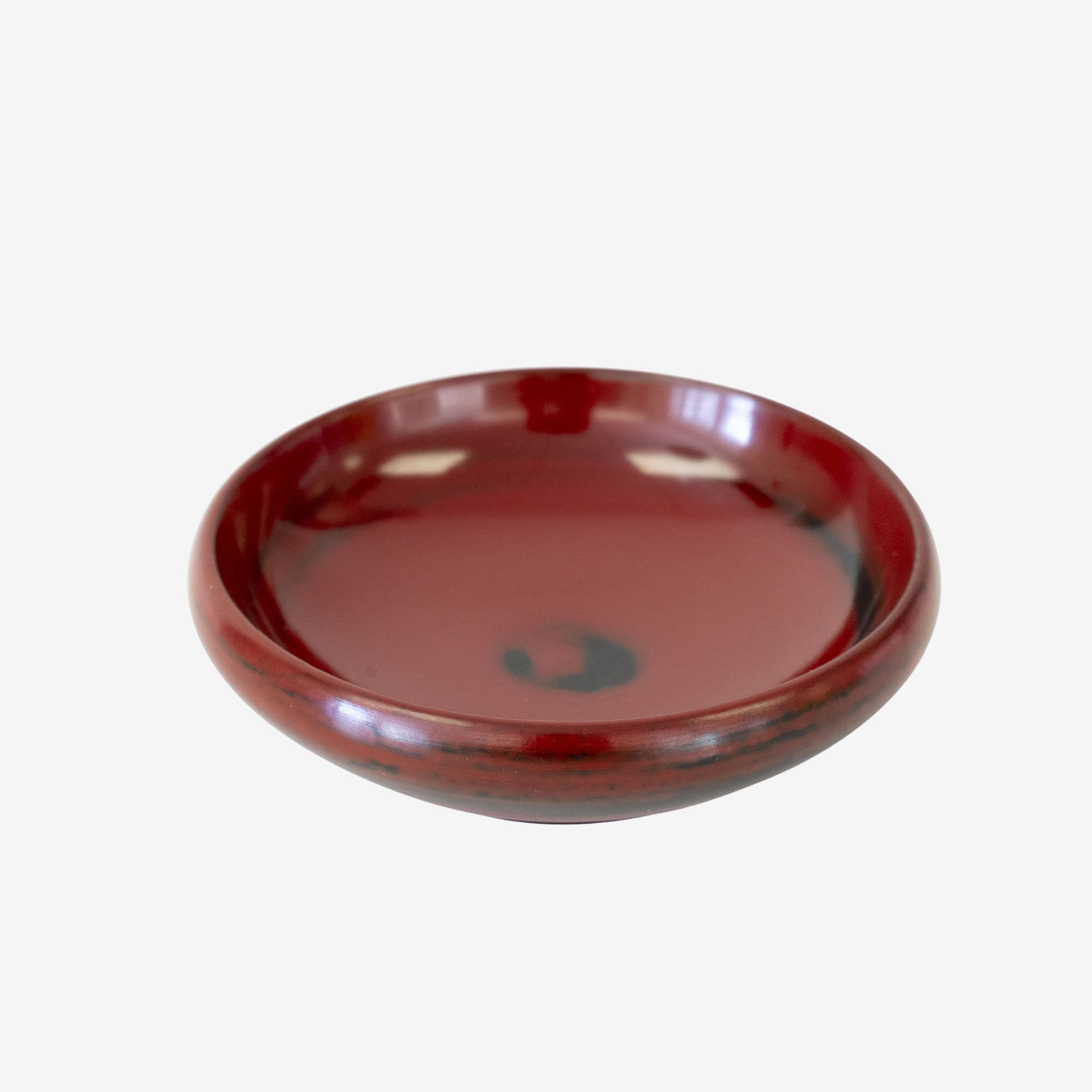 Japanese Lacquered Dish