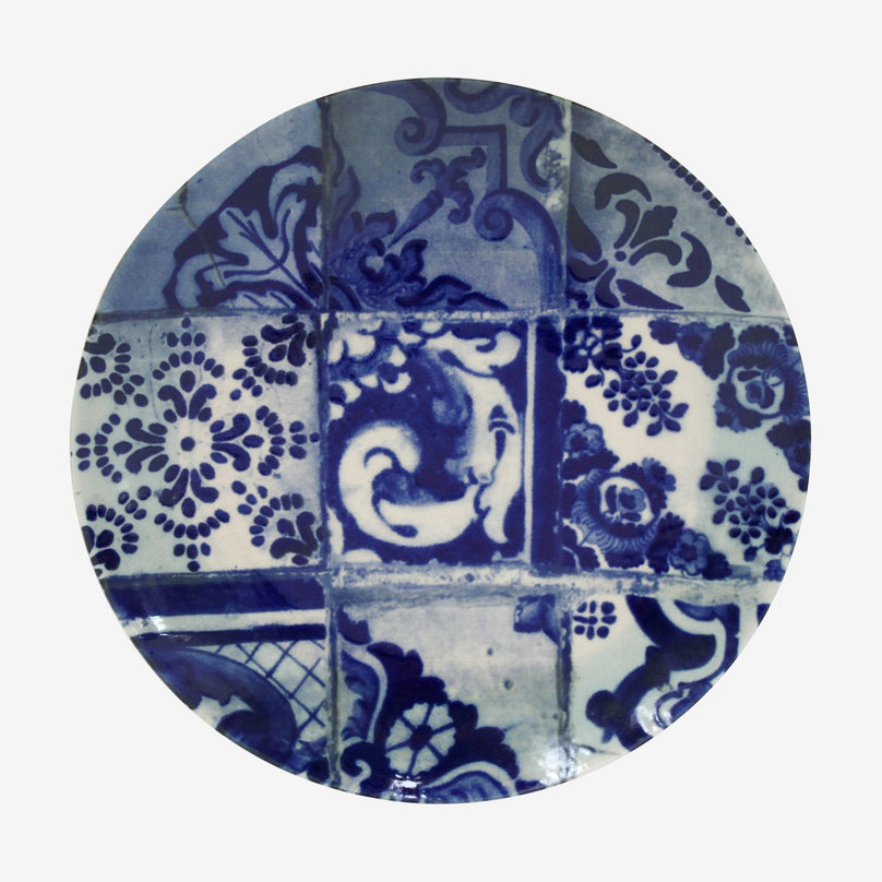 Lisboa Tiles Buffet Plate
