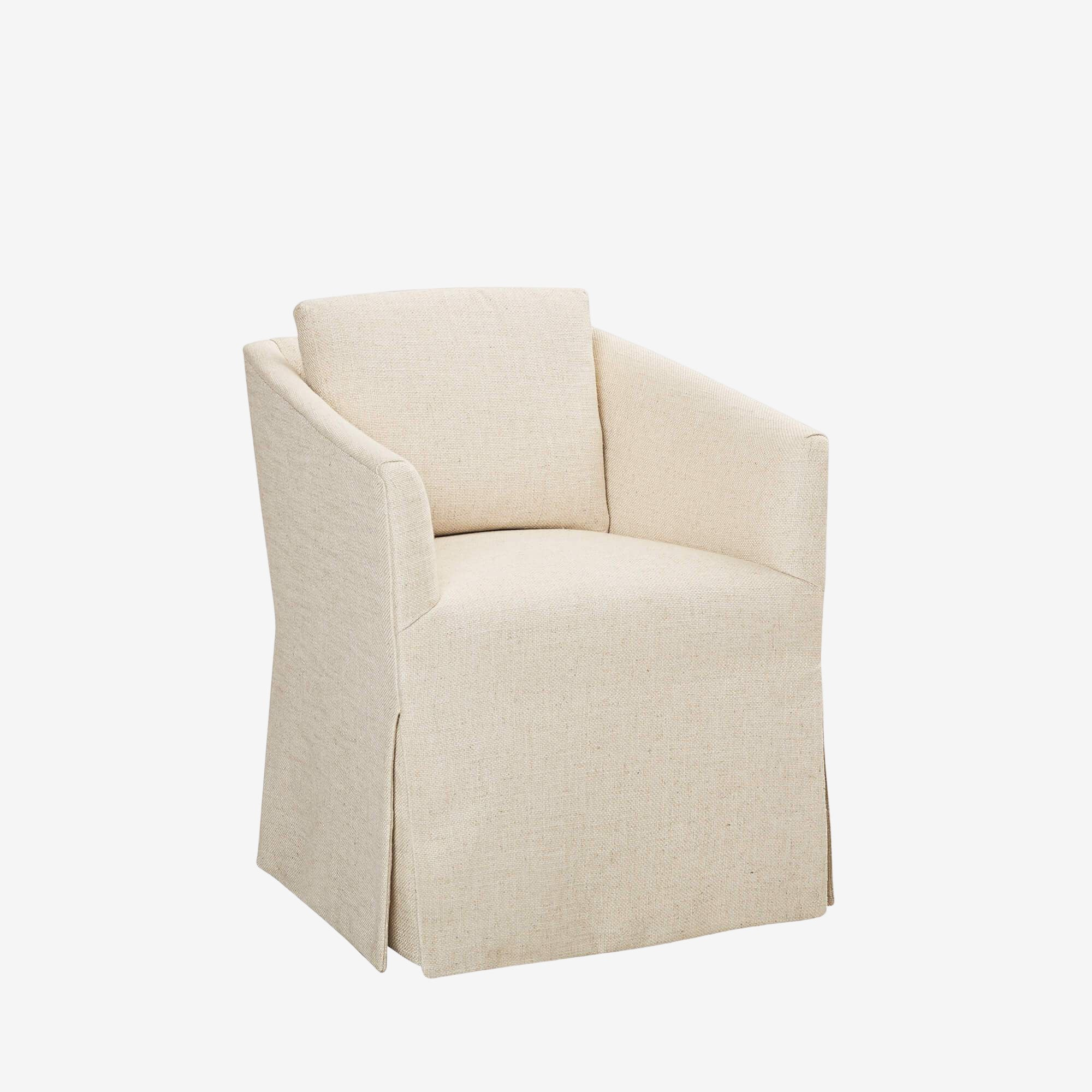 Margo Occasional Chair on Casters