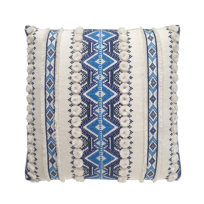 "22"" Handira Stripe Pillow"
