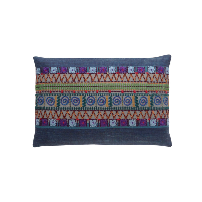 "14"" x 20"" Bedouin Stripe Pillow"