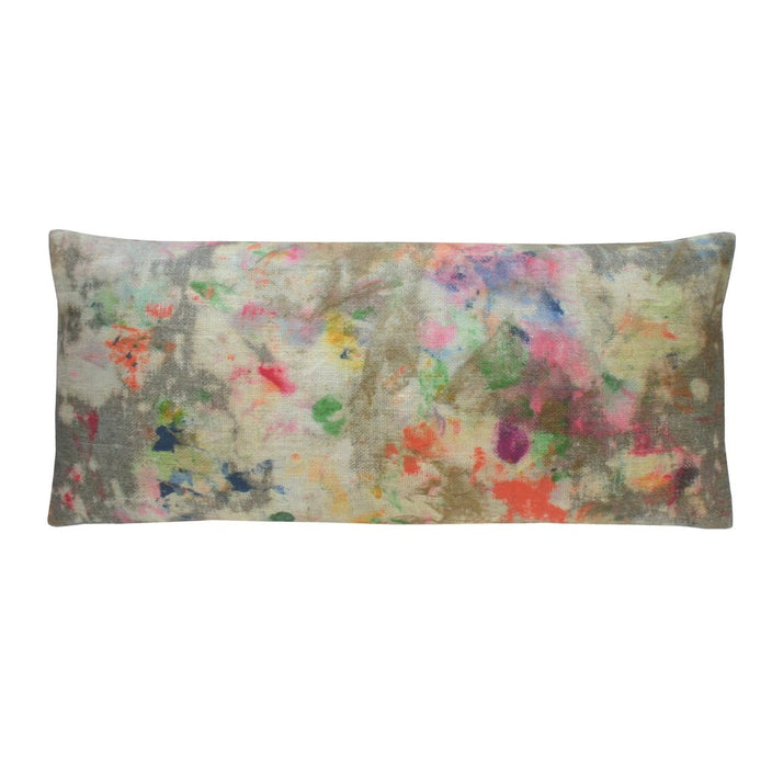 Paint Rag Pillow