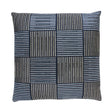 Painters Brush Pillow, Midnight