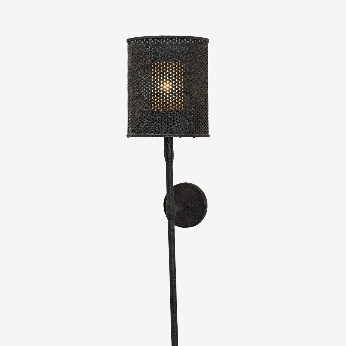 Perforated Sconce