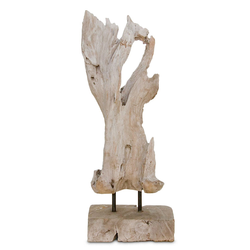 Tabletop Driftwood Sculpture - Large
