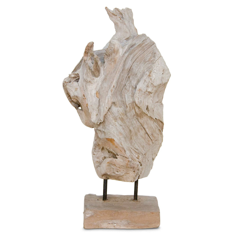 Tabletop Driftwood Sculpture - Small