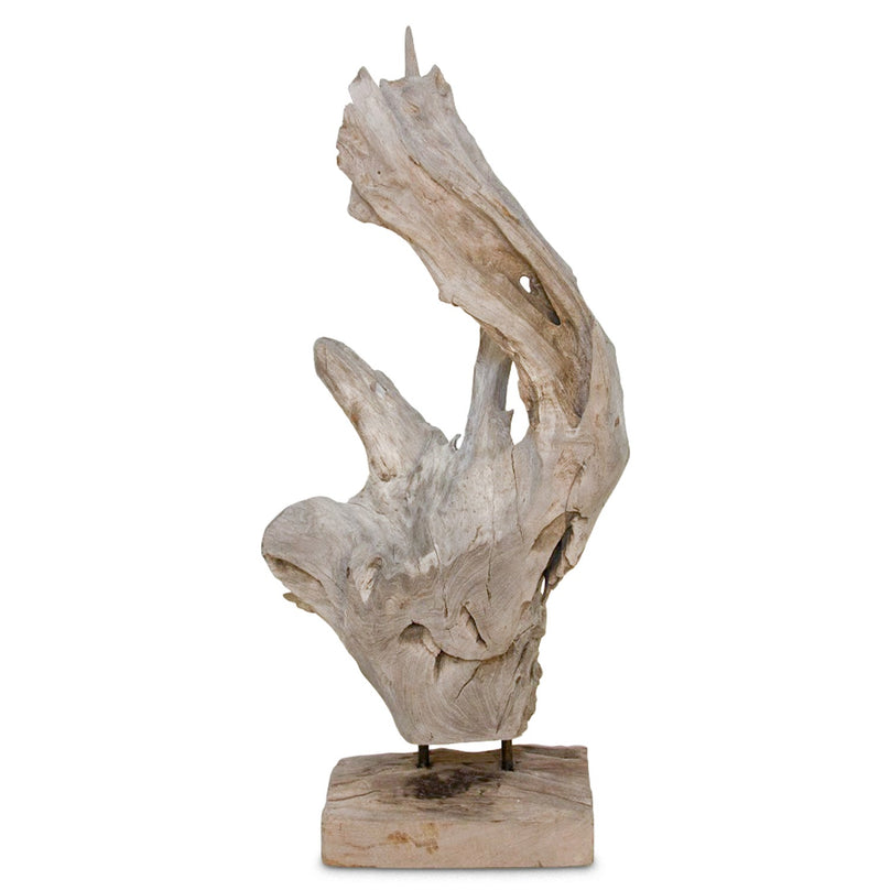 Tabletop Driftwood Sculpture - Medium
