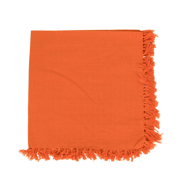 Fringed Design Napkin - 20""