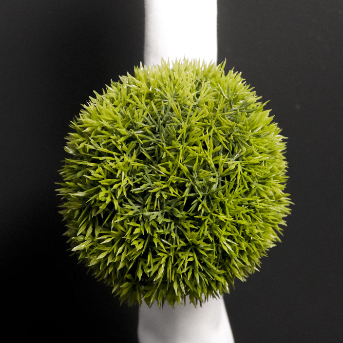 Topiary Balls Napkin Ring