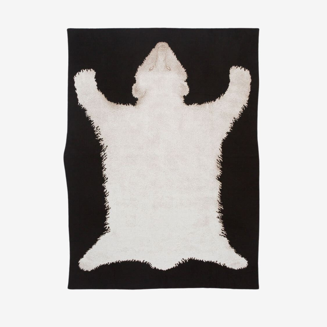 Polar Bear Throw