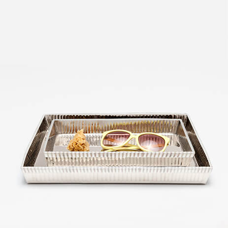Redon Nesting Trays - Set of 2