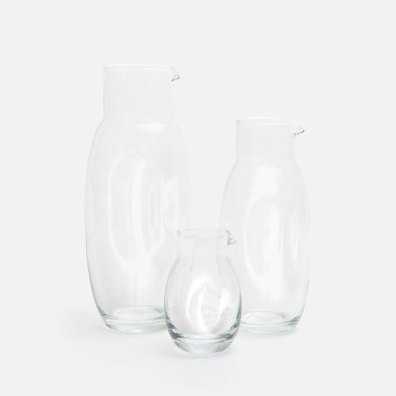 Safi Clear Carafe, Set/2