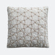 "22"" Salma Star Pillow - Ivory"