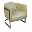 Bowery Leather Arm Chair