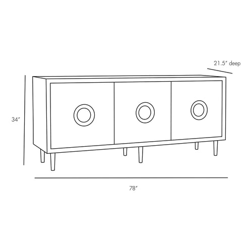 Sing Credenza additional configuration 1