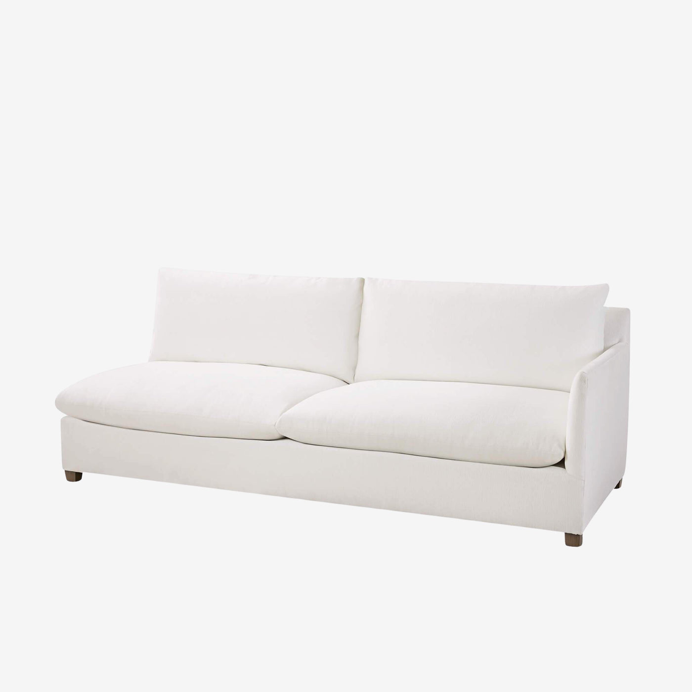 Valentina One Arm Sofa