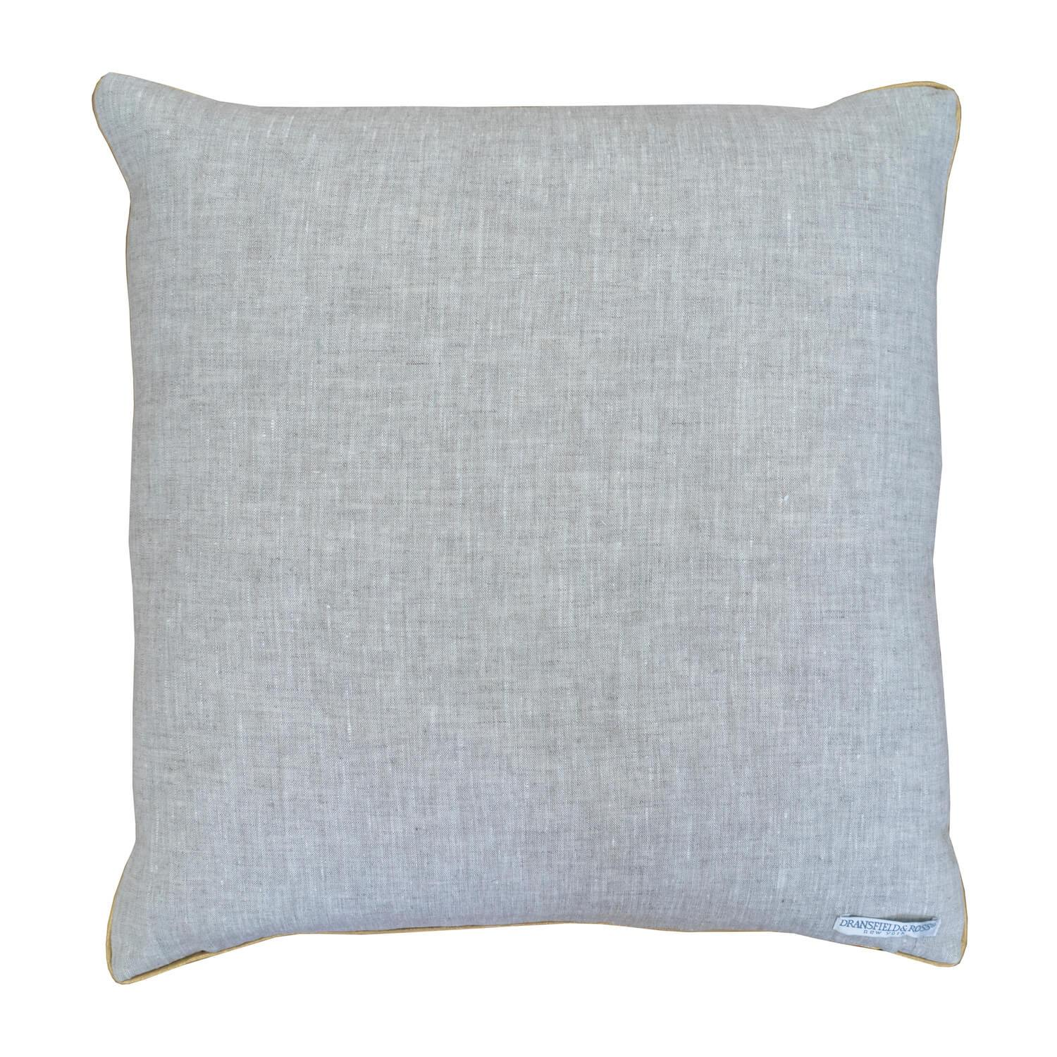 """22"""" Alixia Pillow - Red/Coral"""