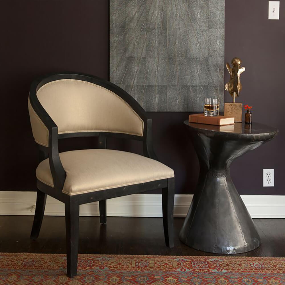 Art Moderne Accent Table