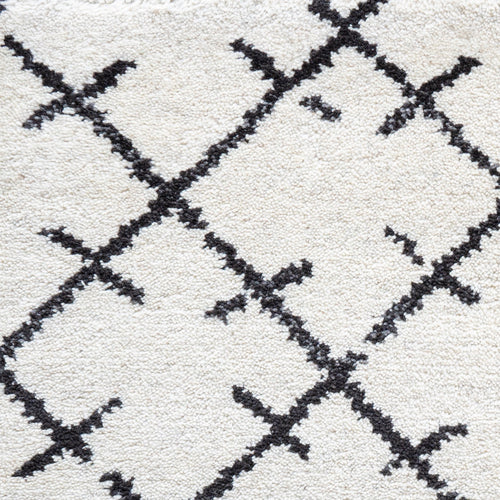 Barbed Wire Rug additional fabric configuration 1