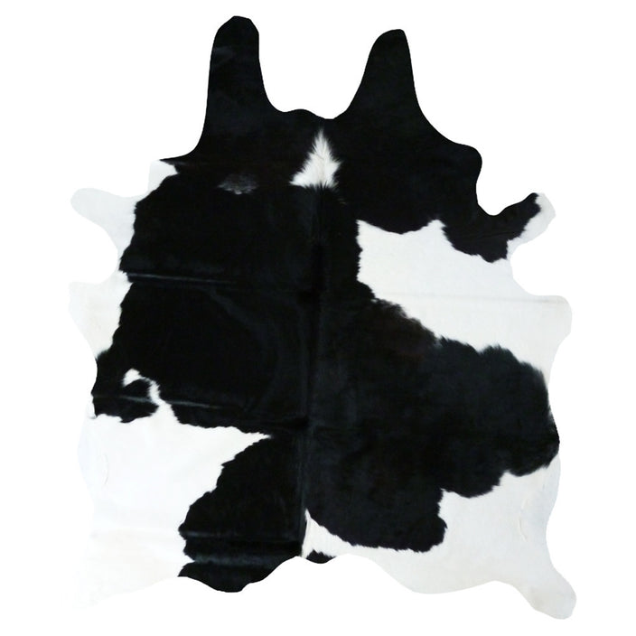 BLACK AND WHITE COWHIDE RUG, , Hide, Deco Hides, MAK Home
