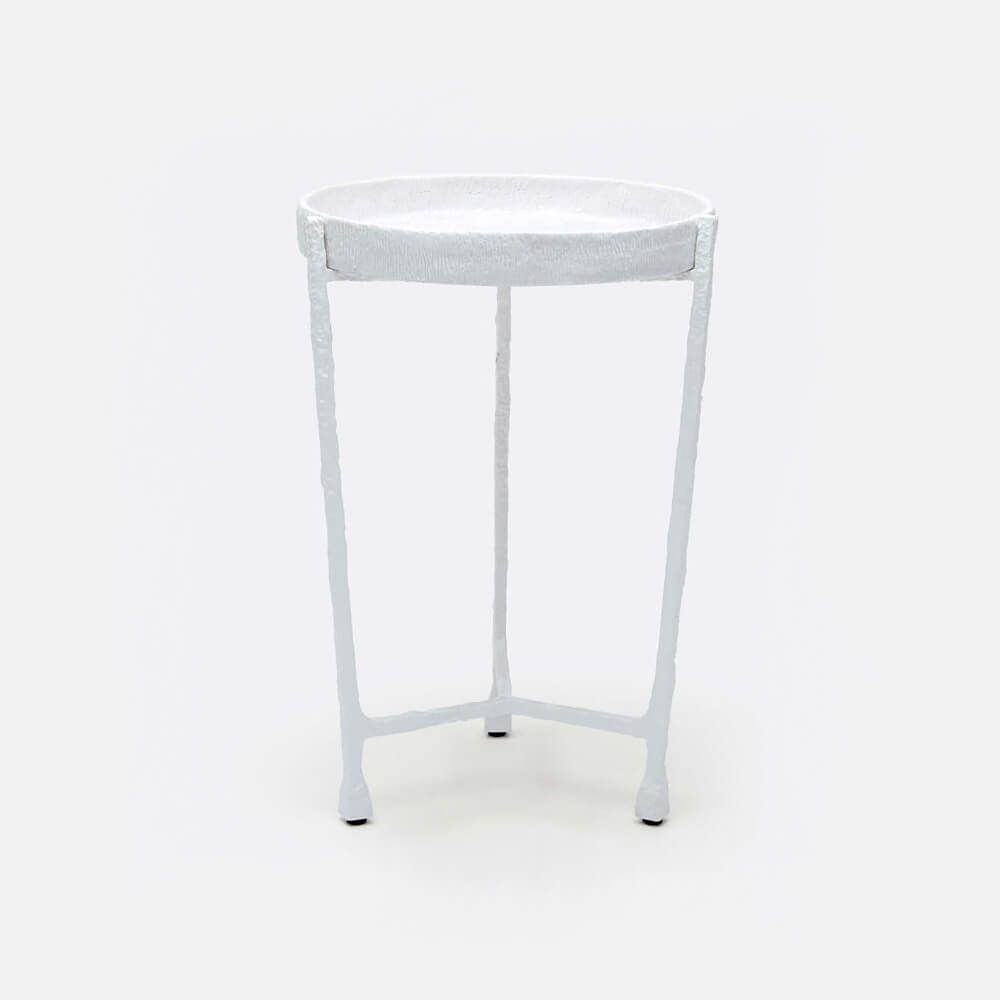 Campaign Bisset Accent Table