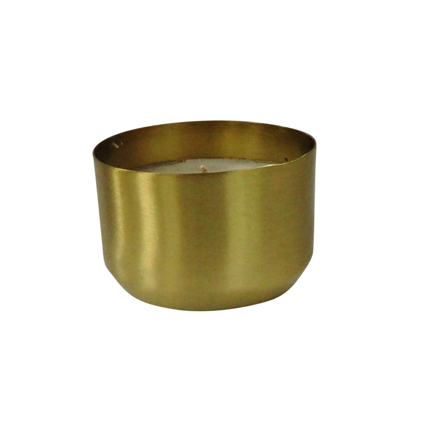 Carly Candles - Gold