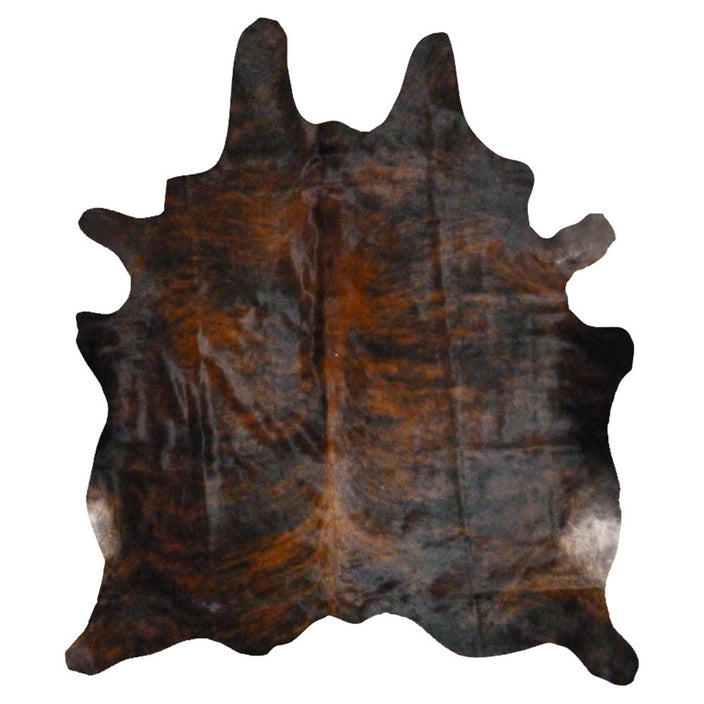 DARK BRINDLE COWHIDE RUG, , Hide, Deco Hides, MAK Home