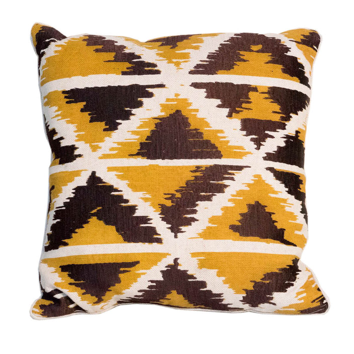 desert diamond decorative pillow