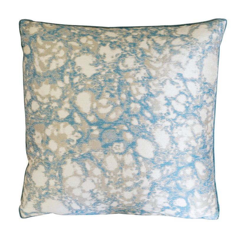 "20"" Dolomite Pillow - Tourmaline"