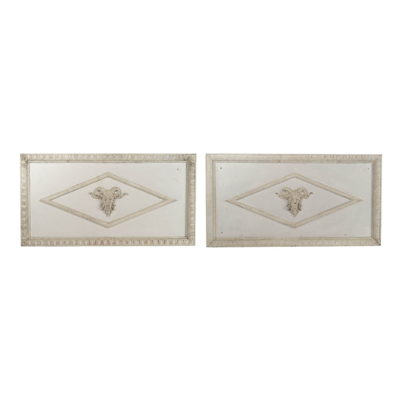 Pair of Directoire Overdoors