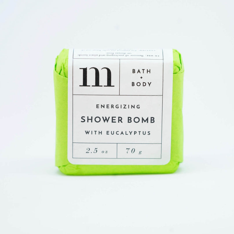 Energizing Shower Bomb