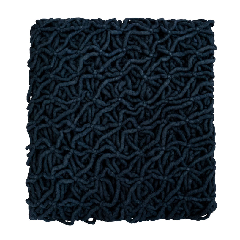 Espalier Blanket, Black