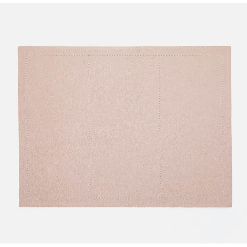 Evan Dusty Rose Placemat, Pack/2