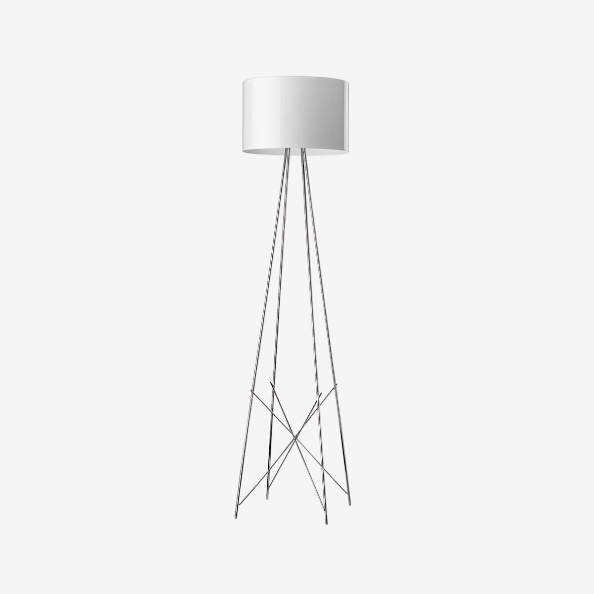 Floor Lamp Charette