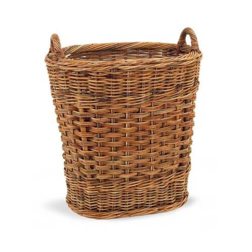 French Country Manor Basket