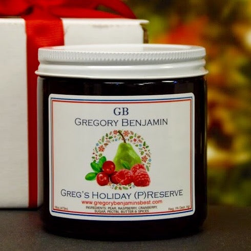 Gregory Benjamin Preserves - Greg's Private Reserve 9 oz.