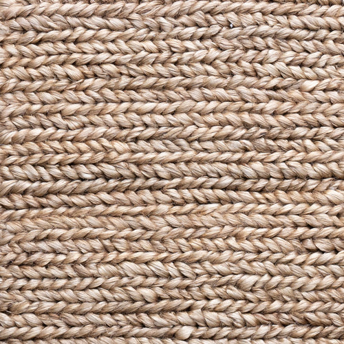 Jute Knit Rug additional fabric configuration 3
