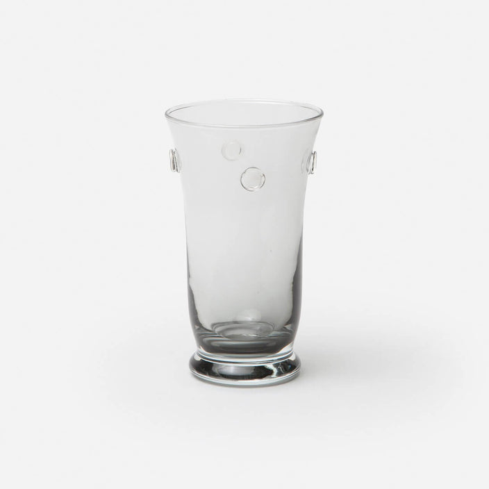 Lucia Pale Grey Highball Glass, Set/6