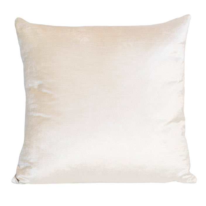 Luxe Ivory Pillow